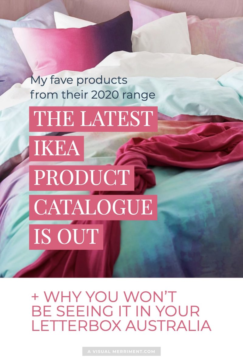 IKEA latest product catalogue favourite finds