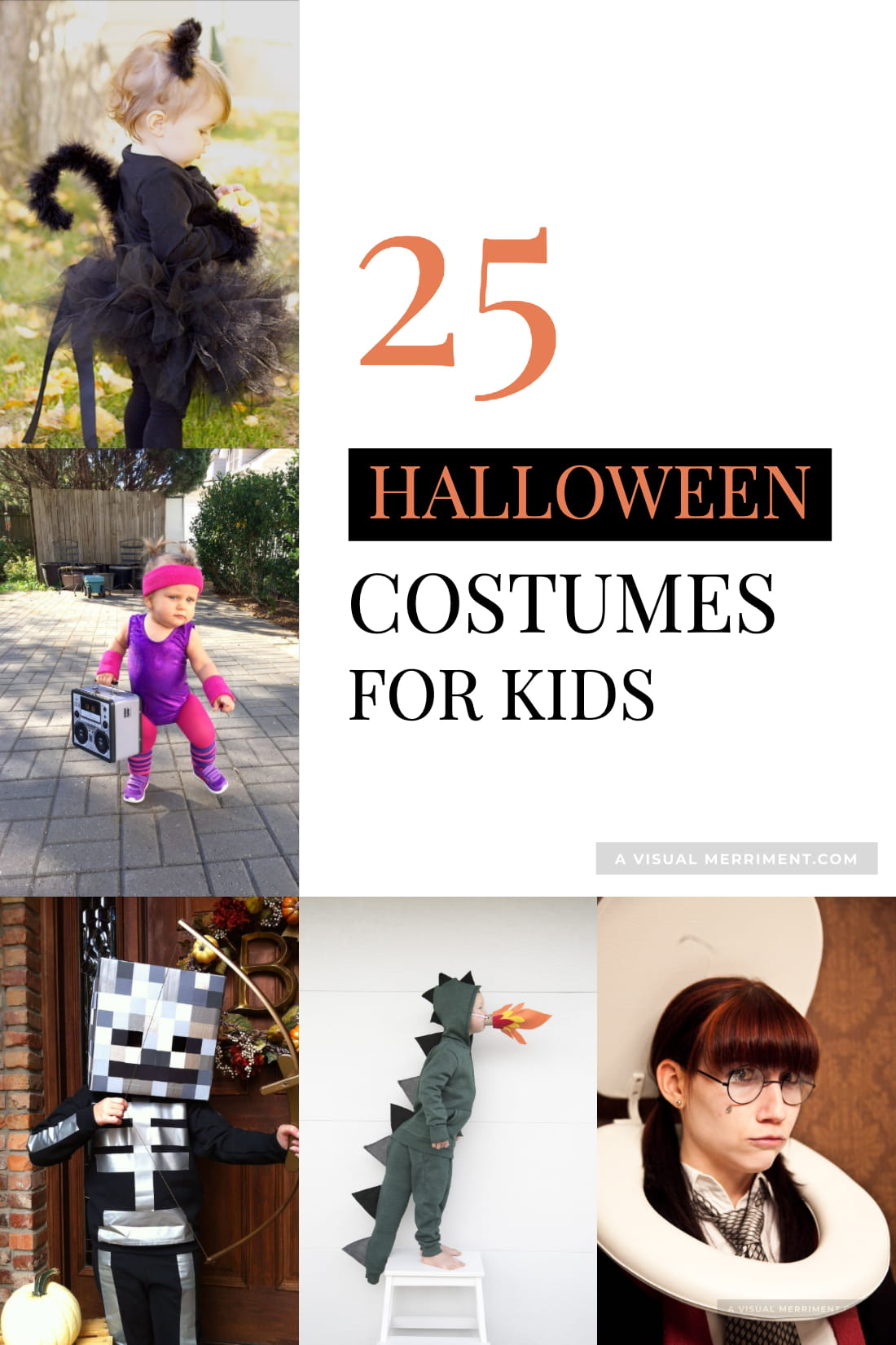 25 Halloween costumes for kids