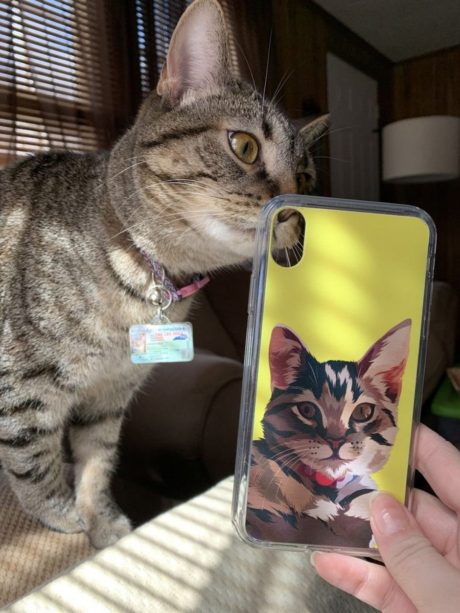 Etsy gift find custom pet phone case