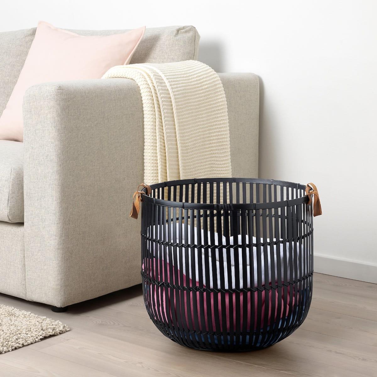 Latest IKEA product HURRING Bamboo Basket