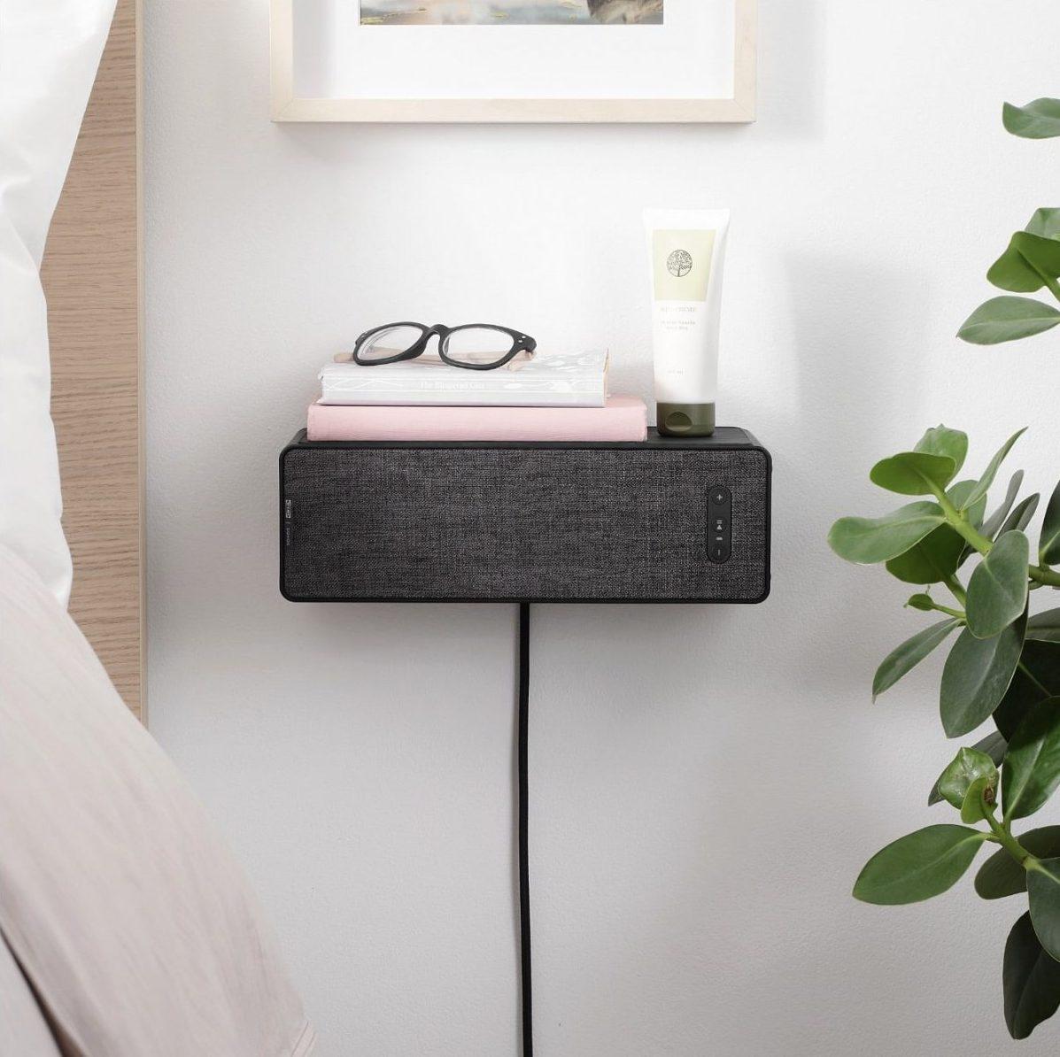 Latest IKEA product IKEA SYMFONISK WiFi bookshelf speaker