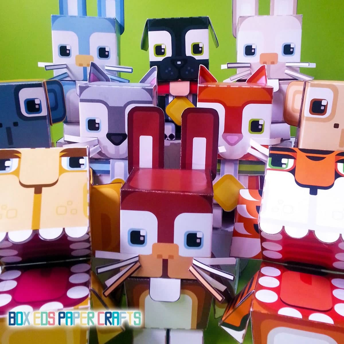 Etsy Gift Guide - Paper Craft Activity Kit