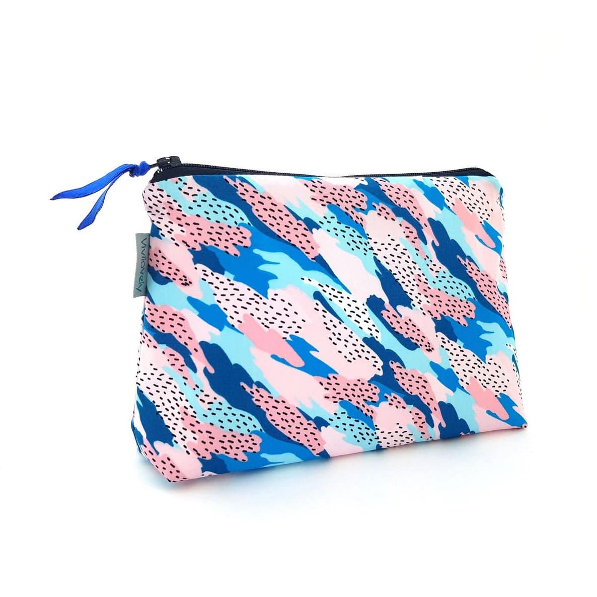 Etsy Gift Guide - Terrazzo Cosmetic Bag
