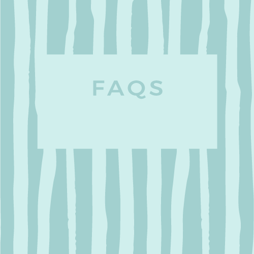 Frequently asked questions | A Visual Merriment