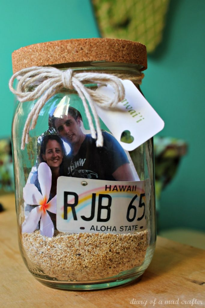 kids summer activities memory jar