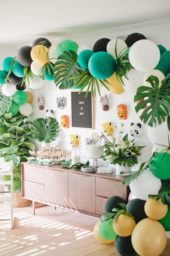 Room Decoration For Boy Birthday Party from www.avisualmerriment.com