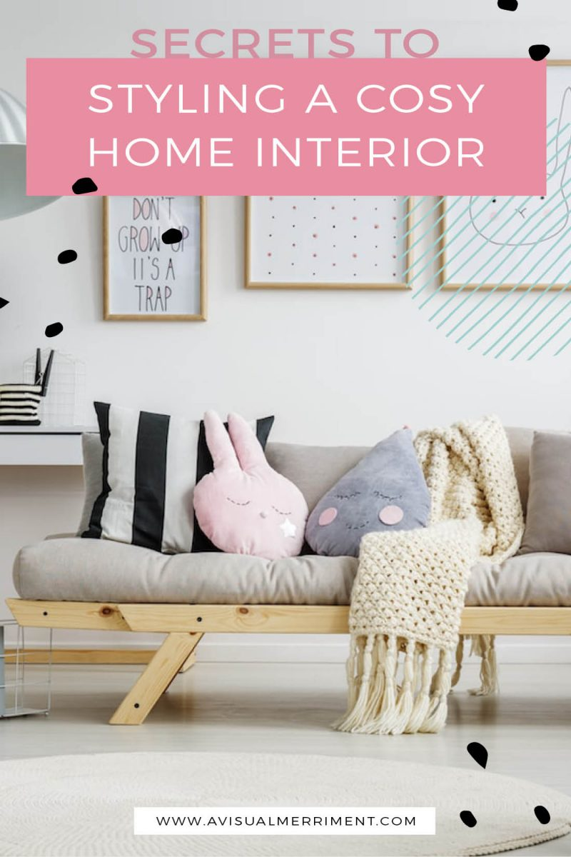 How to decorate a relaxing home
