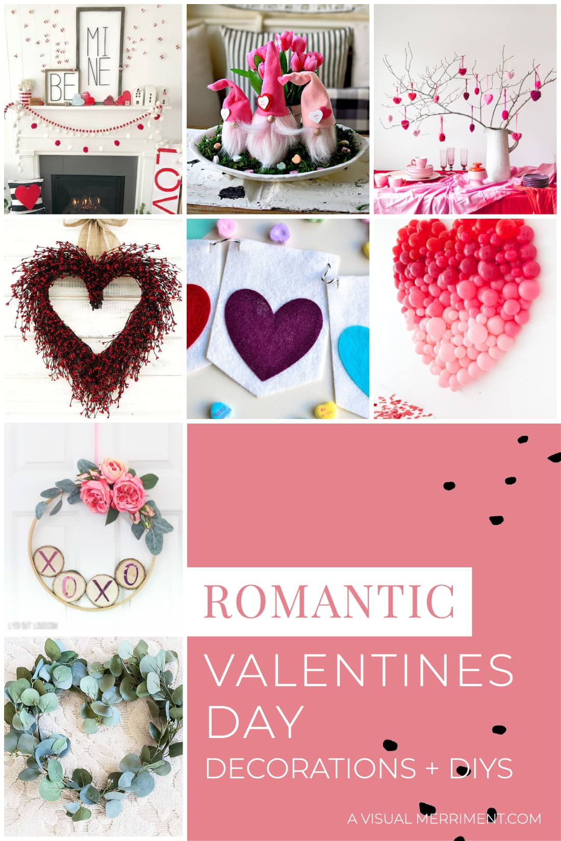 valentines day decoration ideas graphic