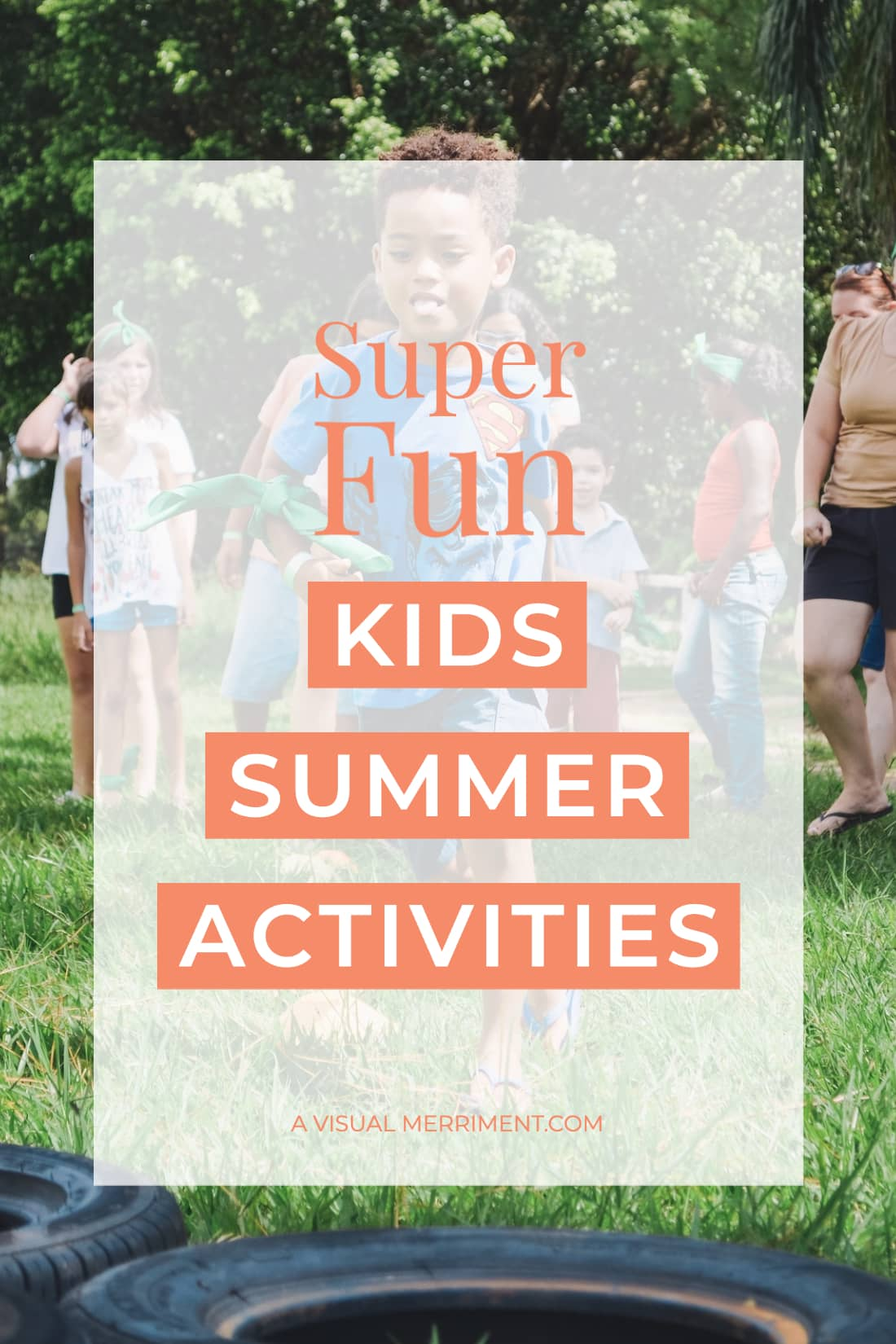 Fun things for the kids to do this summer